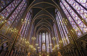 La Sainte Chapelle (La Santa Capilla)