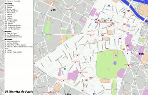 VI Distrito de París
