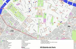 VII Distrito de París