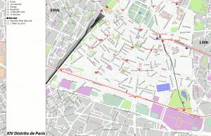 XIV Distrito de París