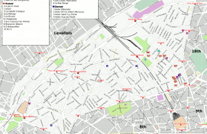 XVII Distrito de París