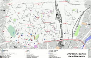 XVIII Distrito de París