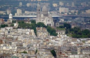 Barrio de Montmartre