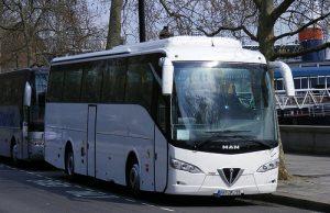 Autobuses en Francia