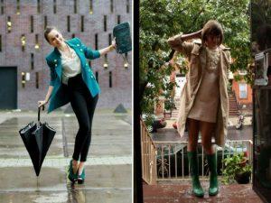 Es adecuado llevar un paraguas en caso de una lluvia ocasional
