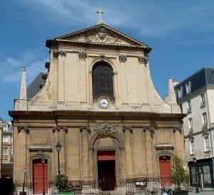 Basílica de Notre-Dame-des-Victoires