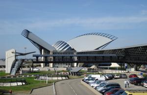 Aeropuertos en Lyon