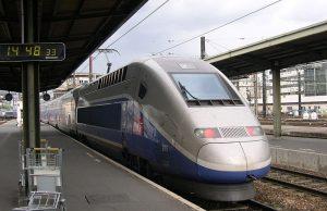 Trenes en Lyon
