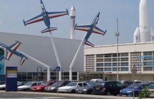 Aeropuertos en Francia