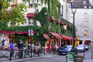 Barrio Le Marais