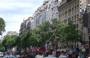 Barrios de París