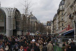"""""""Les Halles (París)"""""""