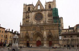 Catedral Saint-Jean de Lyon