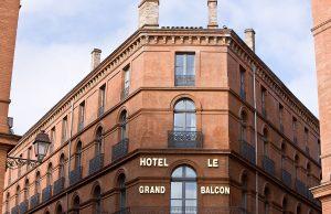 Hoteles en Toulouse