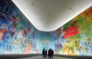 Museo de arte moderno y arte contemporáneo