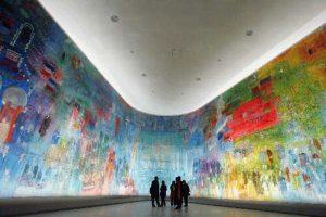 Museo de arte moderno de Niza