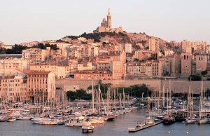 Sitios turísticos en Marsella