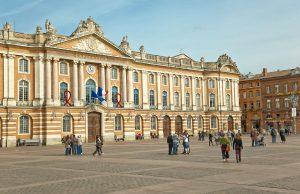 Sitios turísticos en Toulouse
