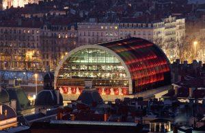 Sitios turísticos en Lyon