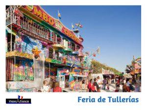 Feria de Tullerías