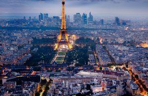 Información general de París