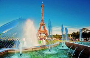 Francia en verano