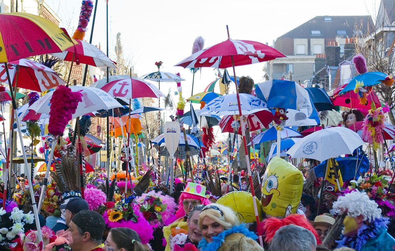 Fiestas en Francia