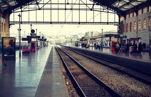 Trenes en Marsella